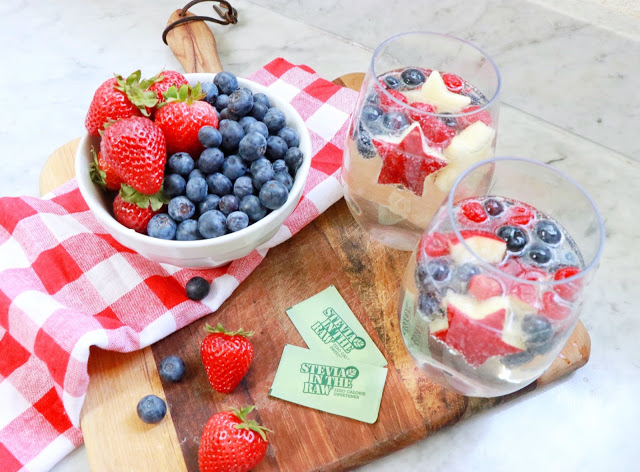 red white and blue spritzer recipe