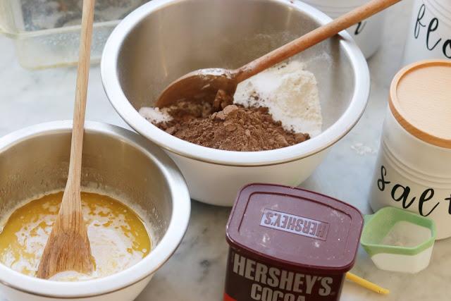cookie brownie OREO recipe