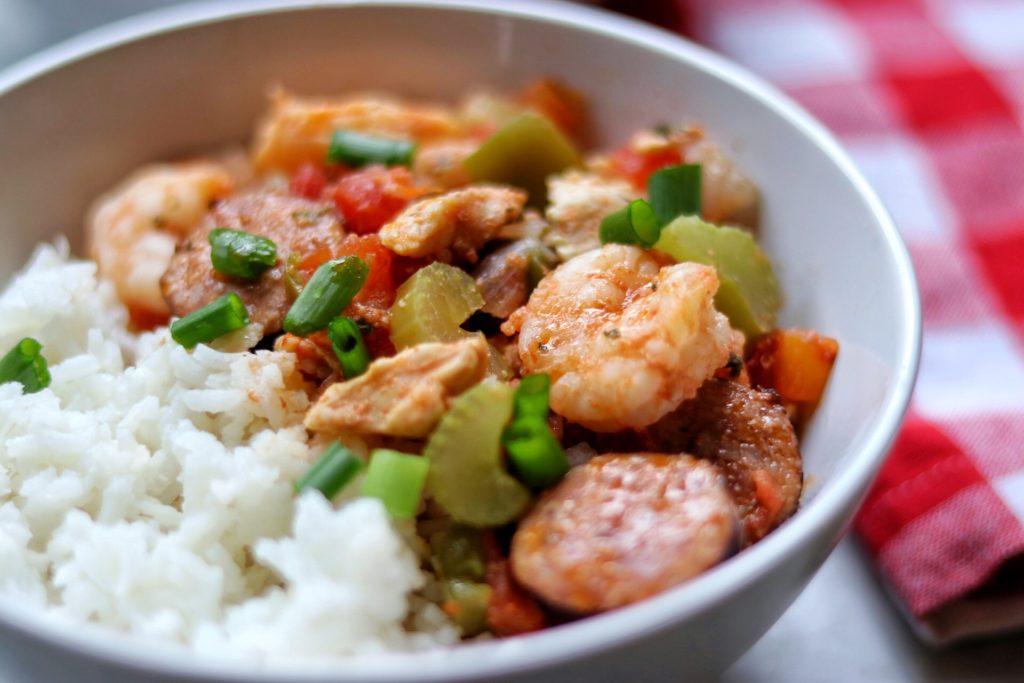 jambalaya Instant Pot recipe