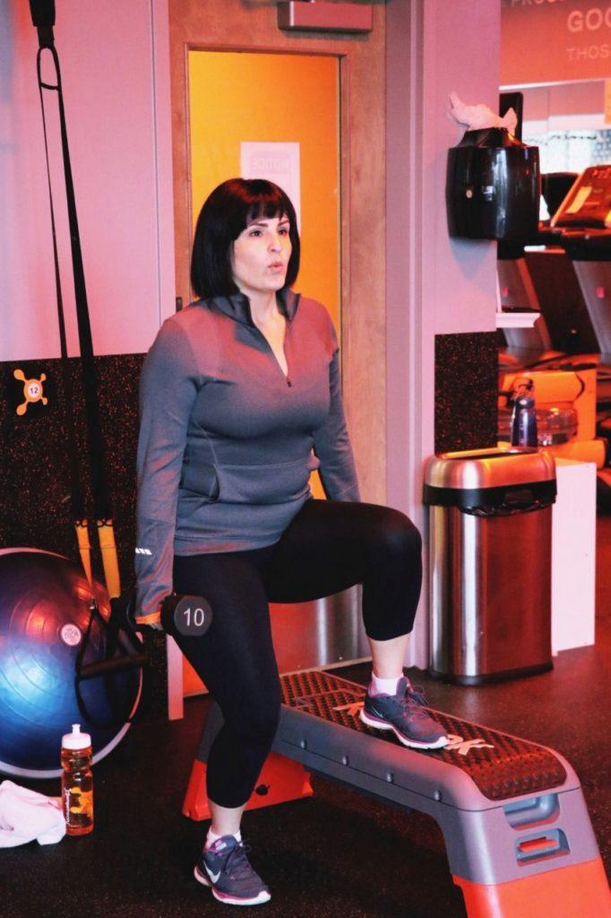 orange theory fitness transformation challenge