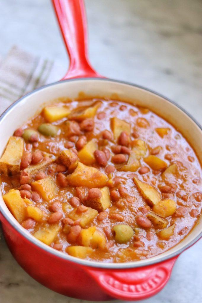 Habichuelas Guisadas, Puerto Rican-Style Beans Recipe