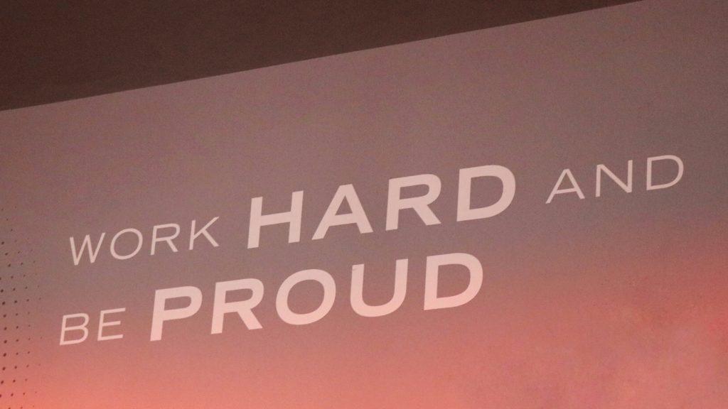 orangetheory motivation quotes on wall