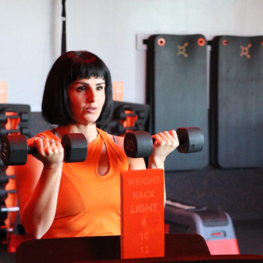 new workout motivation - how I pushed through the orangetheory transformation challenge
