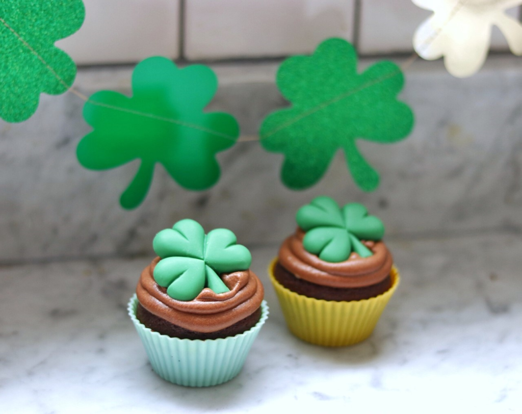 St. Patrick's Day dessert idea: Guinness Cupcakes with Guinness Frosting recipe