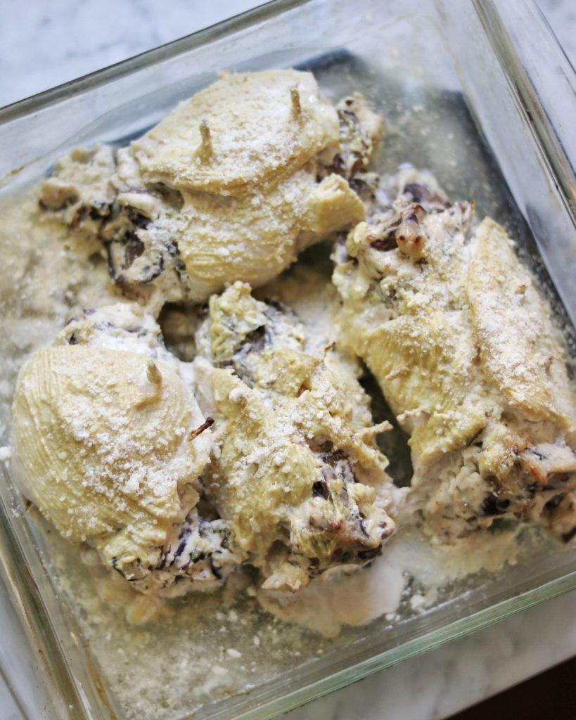 keto stuffed chicken breast recipes
