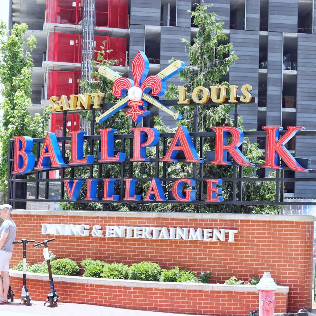 What to do in downtown St. Louis: Ballpark Village