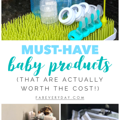 must have baby items for new parents