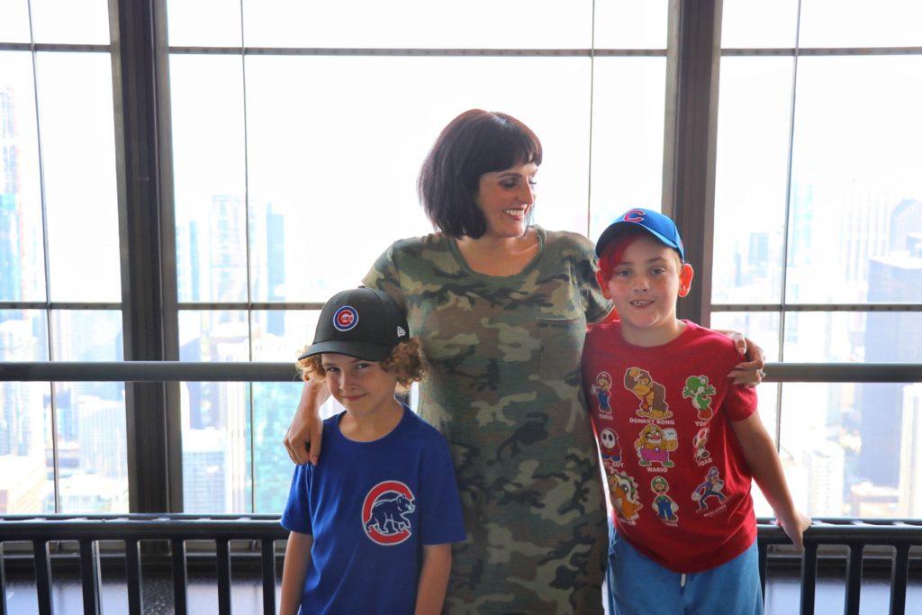 we survived tilt at 360 chicago!