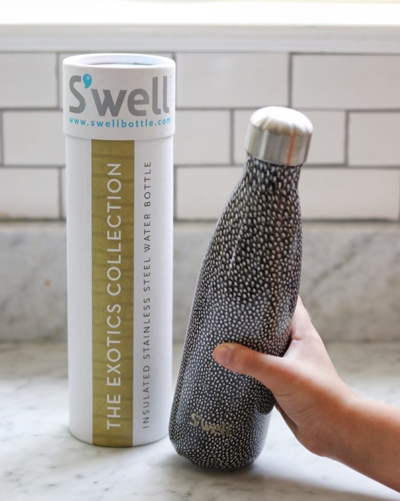 S'well Vacuum Insulated Stainless Steel Water Bottle, 17 oz