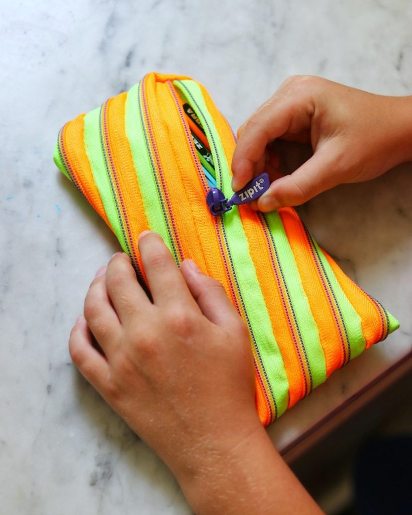ZIPIT Twister Pencil Case