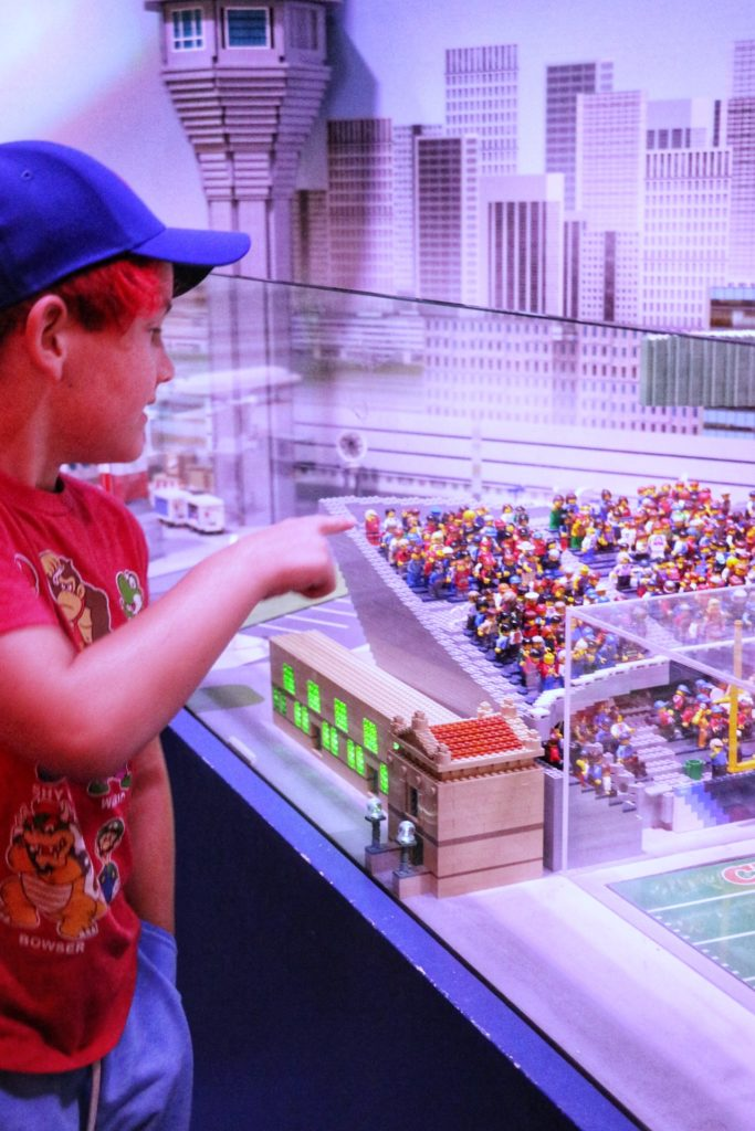 legoland discovery center is a great family activity in chicago