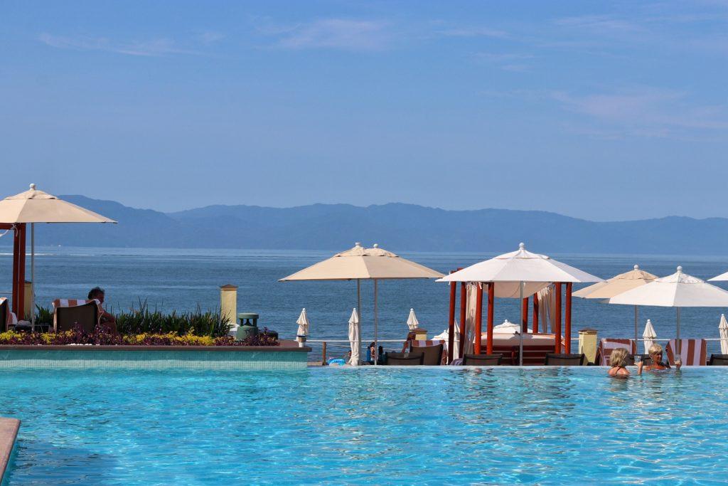 Pool at the Marriott Puerto Vallarta Resort & Spa