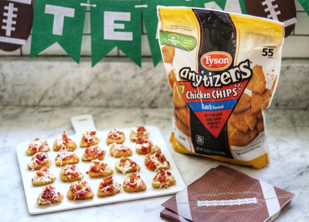 quick and easy tailgate party food