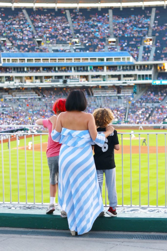 ultimate family baseball road trip through the midwest: kansas city royals game at kauffman stadium