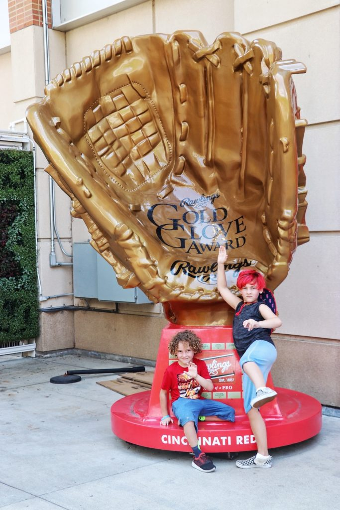 Tips for taking kids to Major League Baseball games