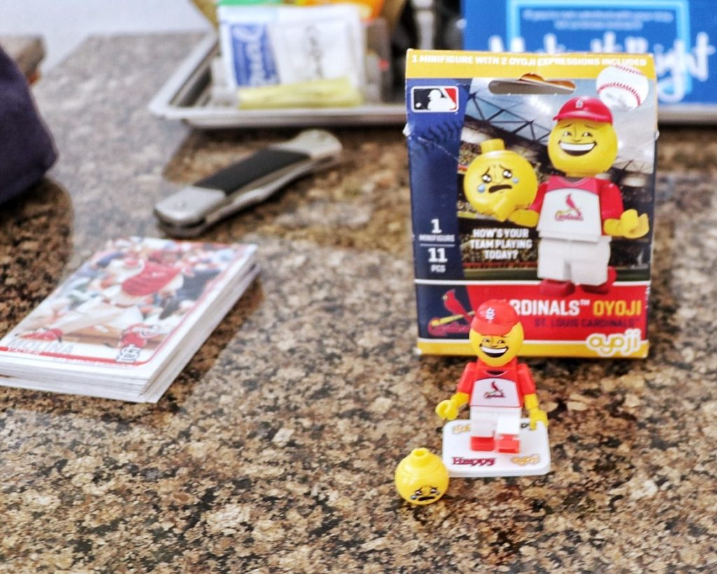 Tips for taking kids to Major League Baseball games: souvenirs