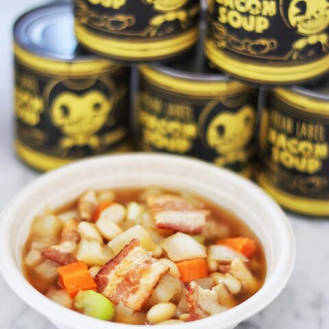 How to Make Bendy and the Ink Machine Bacon Soup