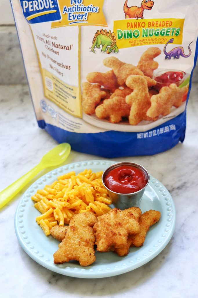 panko crusted dino nuggets from perdue farms