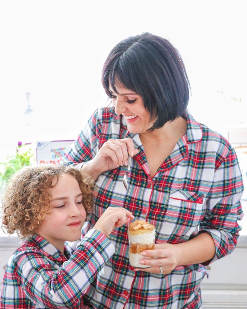 Cinnamon Toast Crunch Yogurt Parfait Recipe