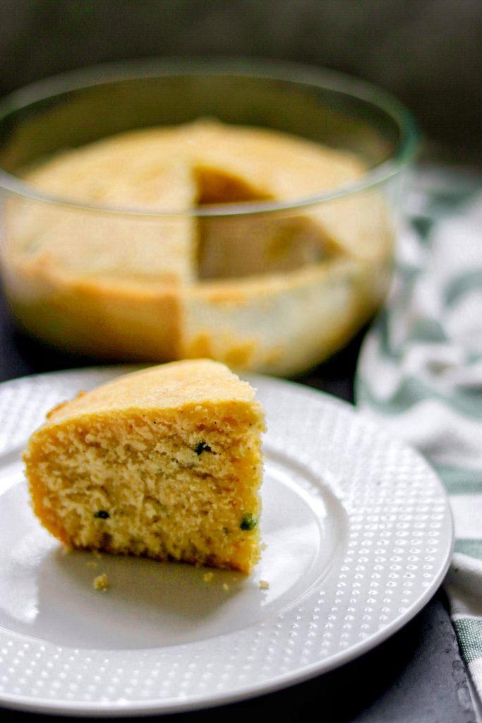 Instant Pot Sweet Jalapeño Cornbread recipe
