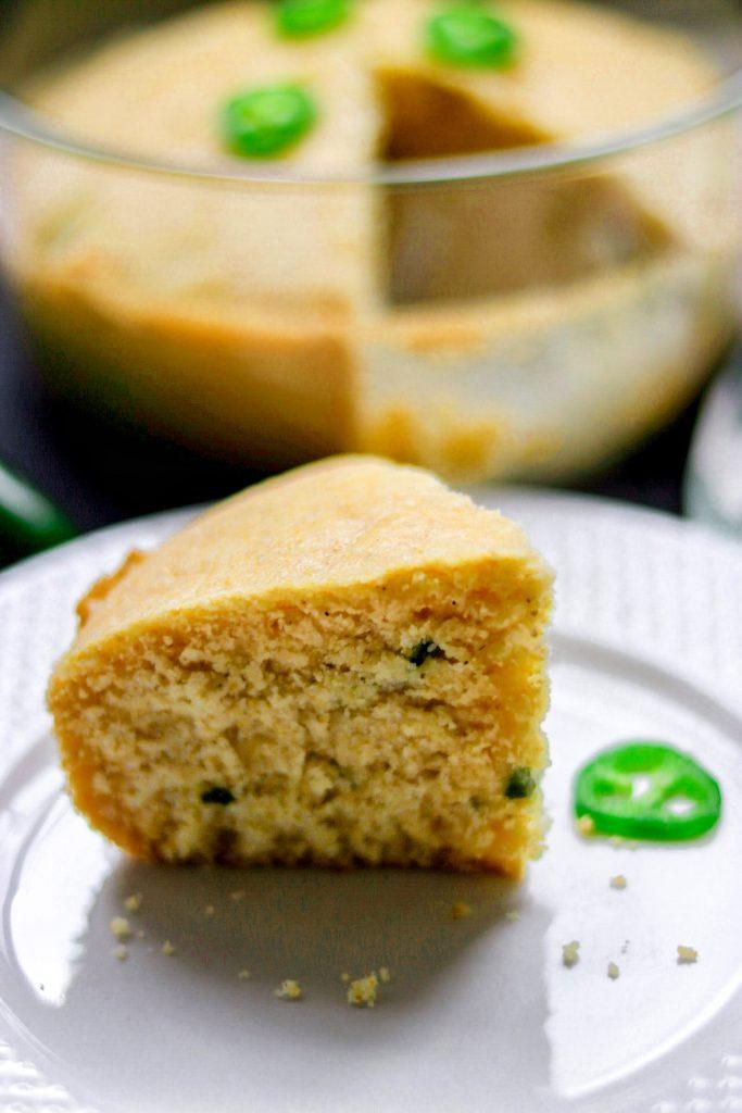 Pressure cooker Sweet Jalapeño Cornbread recipe