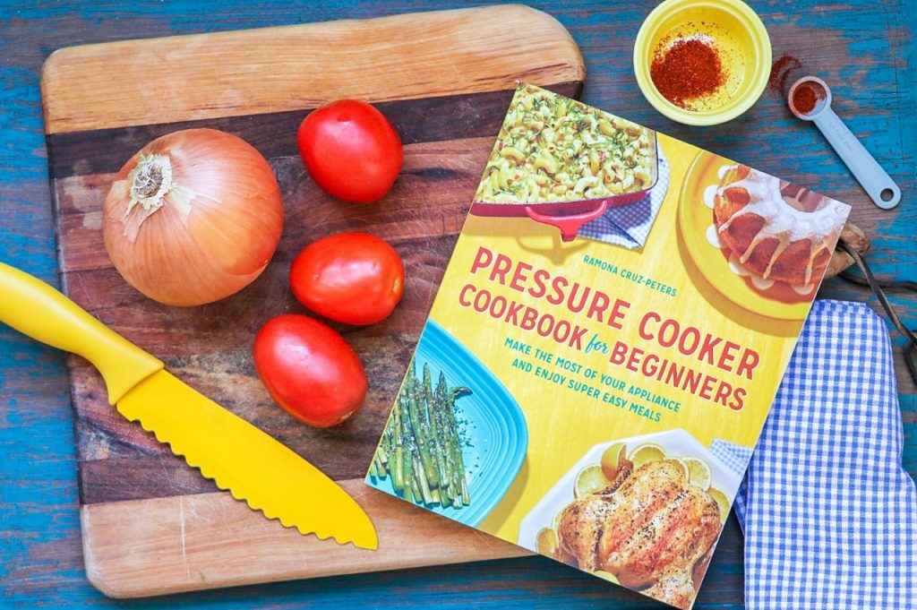 Pressure Cooking Cookbook for Beginners by Ramona Cruz-Peters