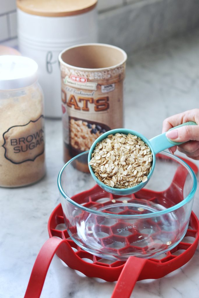 How to make oatmeal in the Instant Pot
