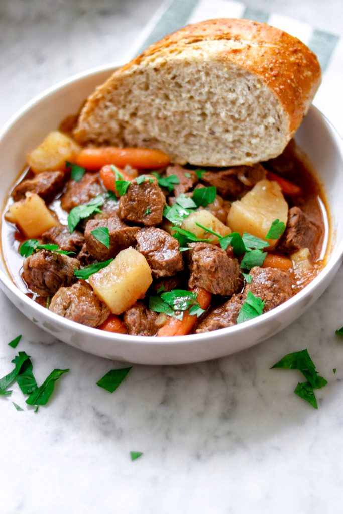 Instant Pot Irish stew