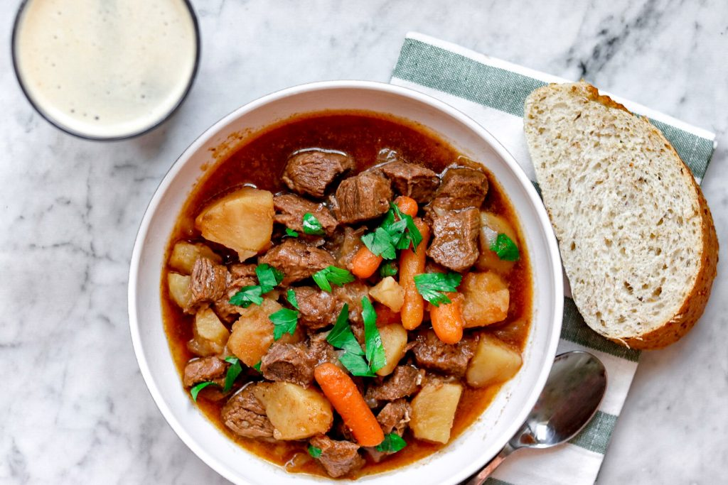 Instant Pot Irish stew recipe