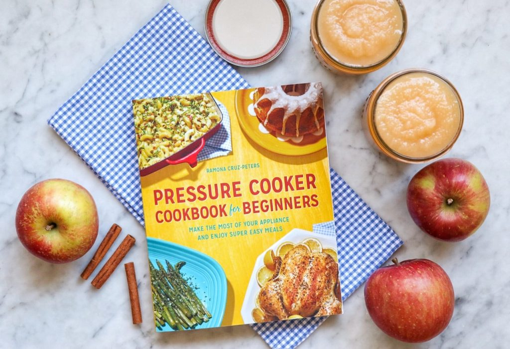 Pressure Cooker Cookbook for Beginners - new Instant Pot cookbook by Ramona Cruz-Peters