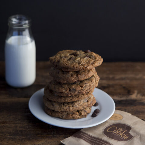 Authentic DoubleTree Chocolate Chip Cookie Recipe