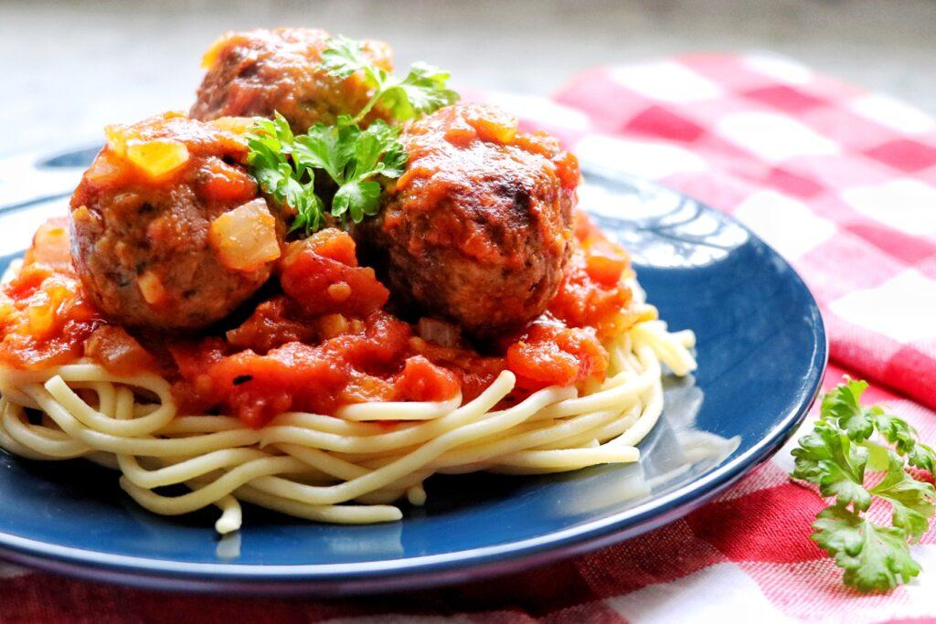 beyond beef meatballs (vegan plant-based beyond meatballs recipe)