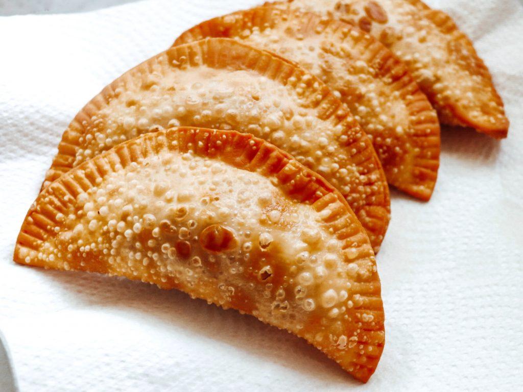 Puerto Rican empanadas
