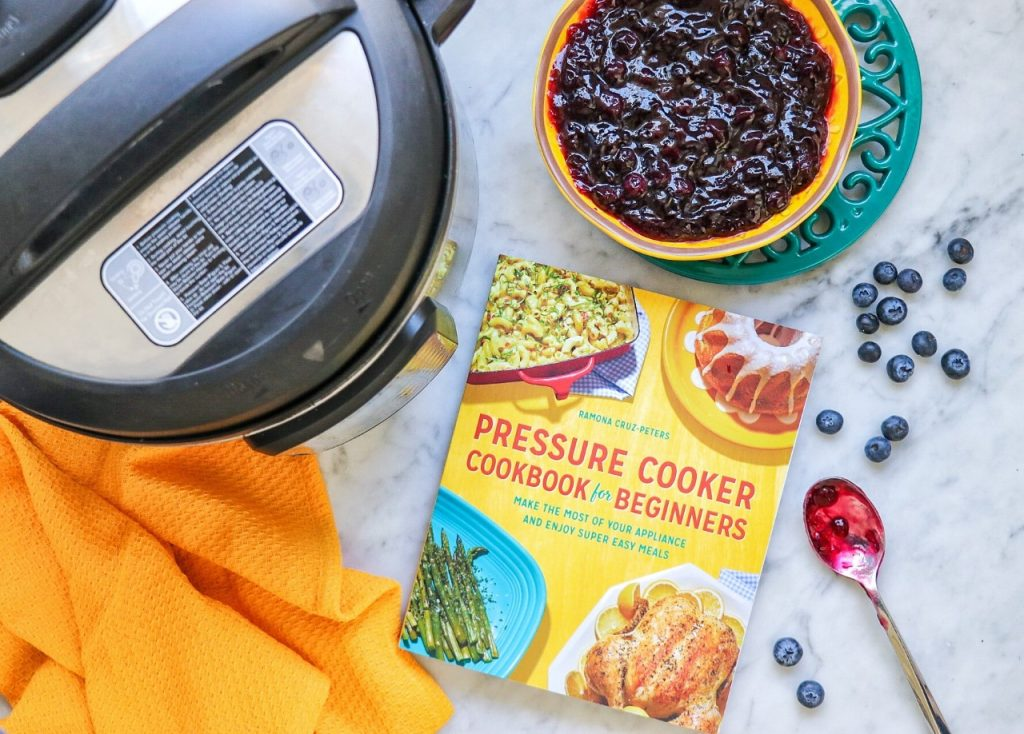 Pressure Cooker Cookbook for Beginners by Ramona Cruz-Peters