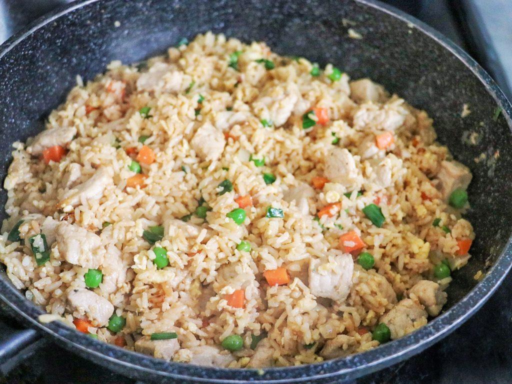The Easiest Pork Fried Rice Recipe