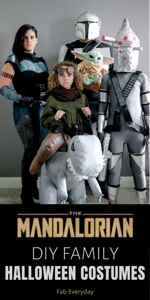 Mandalorian costume ideas: DIY Mandalorian Halloween costumes for the whole family