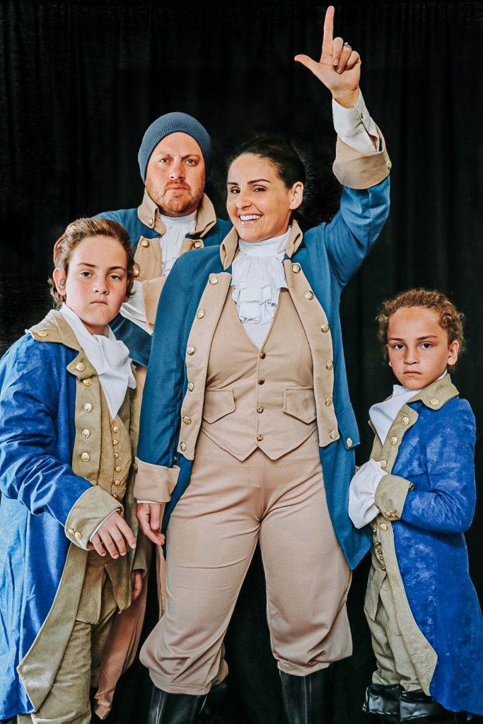 Hamilton costume ideas for the whole family