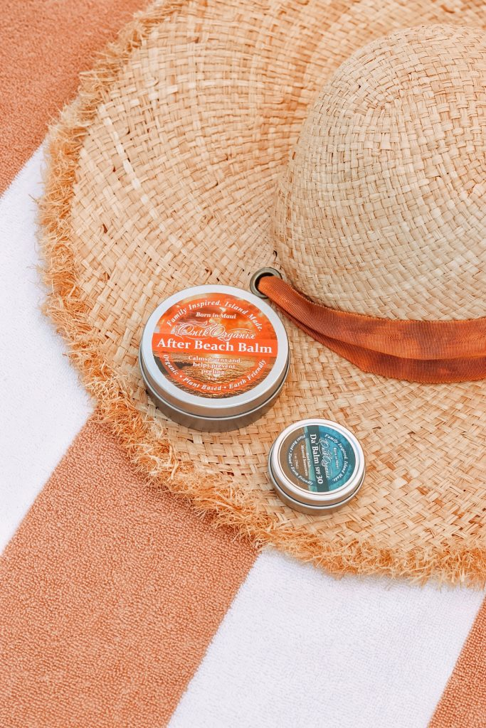 eco-friendly swaps reef-safe and non-toxic sunscreen