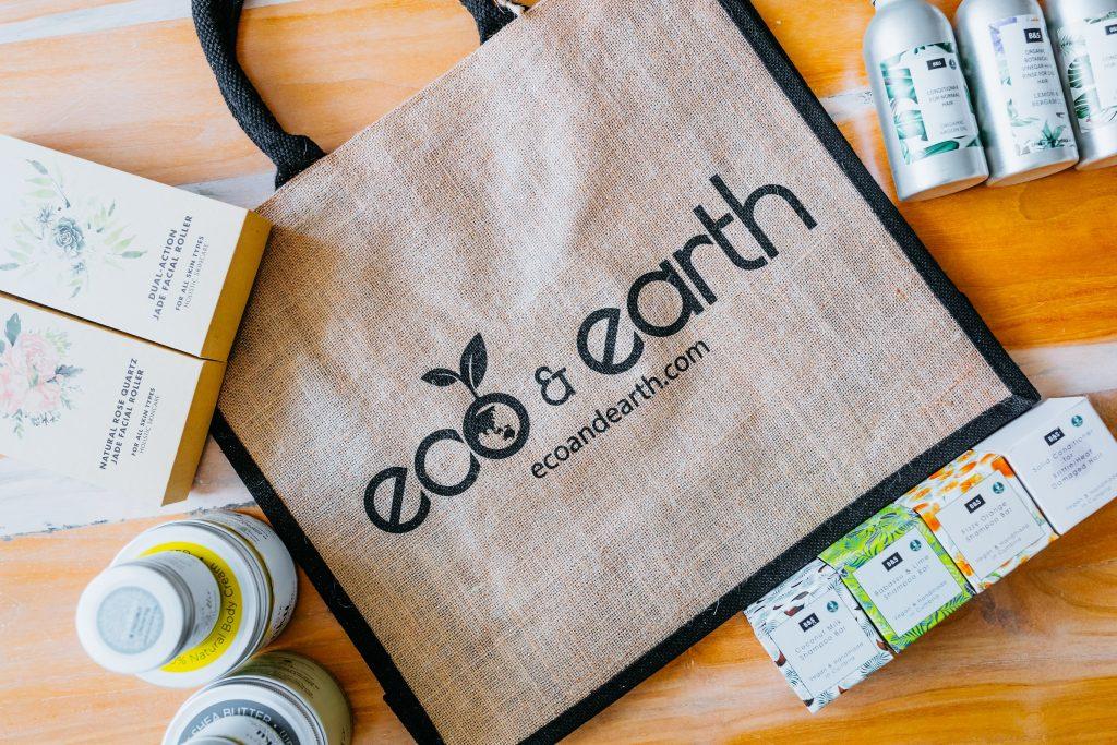 zero-waste swaps: reusable shopping tote