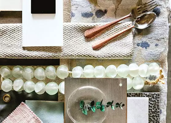 How to start an interior design project: Planning advice from pros - design boards