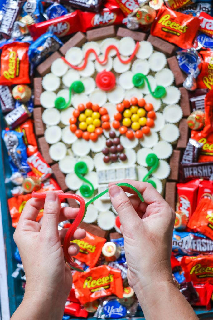 Day of the Dead party food ideas: How to make a Día de Muertos candy board