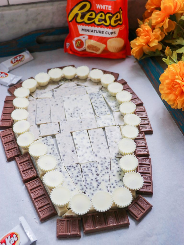 How to make a Day of the Dead sugar skull party tray