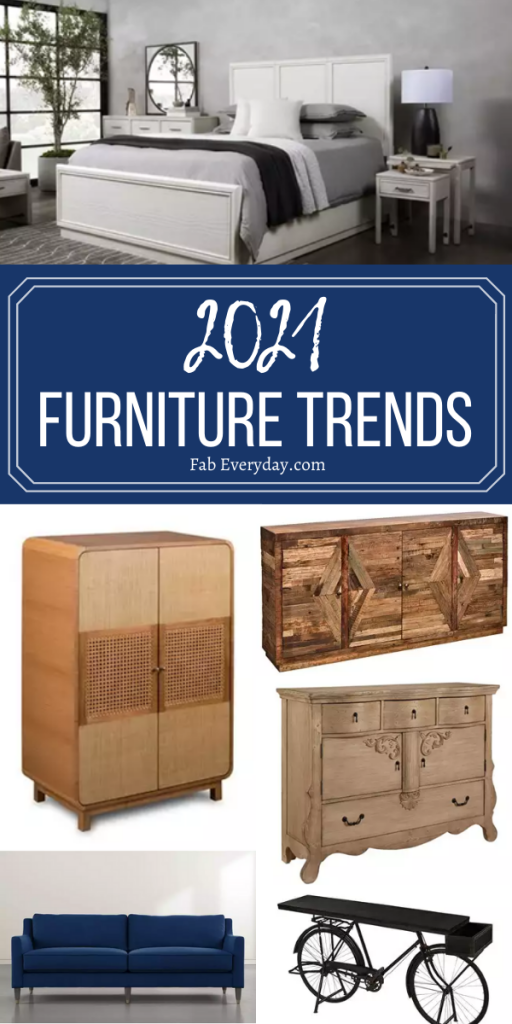 Interior design trends for 2021: Furniture trends you can start incorporating now