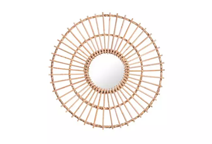 2021 home decor trends: rattan