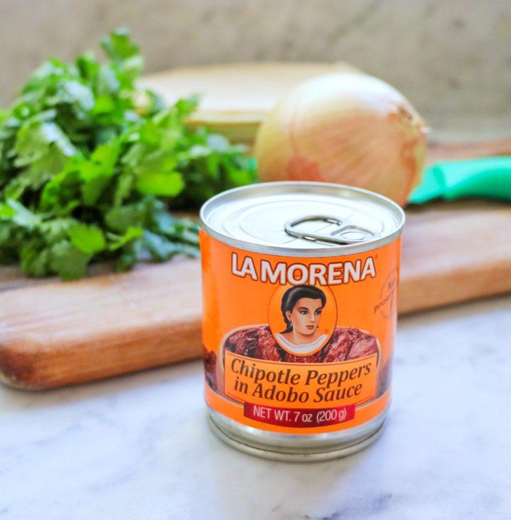 creamy chipotle sauce recipe