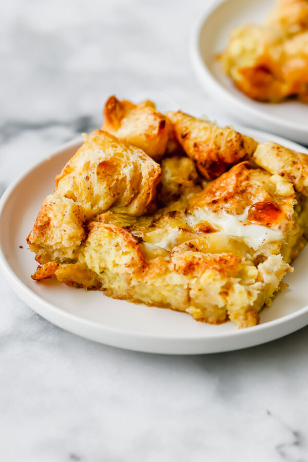 King's Hawaiian Rolls French Toast Bake