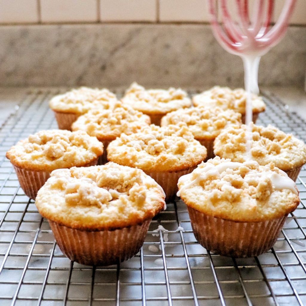 gluten free lemon muffins recipe