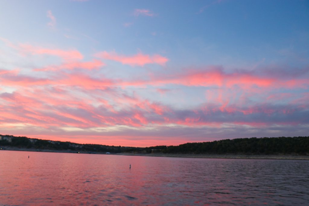 Things to do in Bee Cave, TX: sunset cruise on Lake Travis