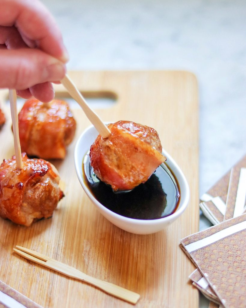 teriyaki turkey meatballs recipe