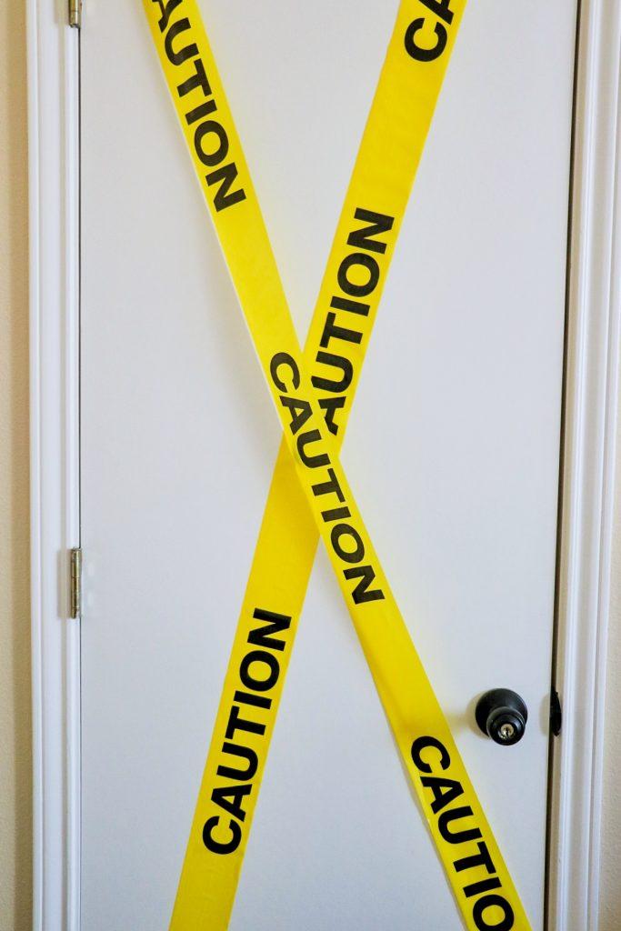 escape room birthday party ideas